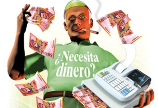 Eliana Bravo Vesga - El mercado informal de los préstamos