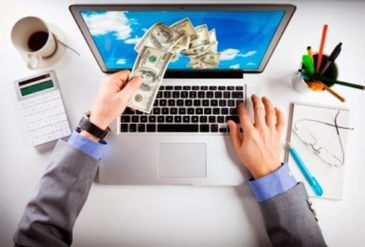Razones por las que las personas están ganando dinero por Internet